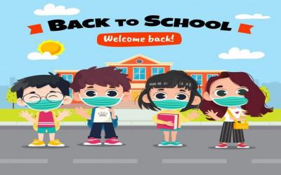 Kembali ke Sekolah Tahun Ajaran 2021-2022