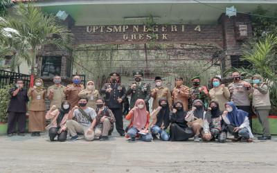 Intip Kegiatan ANBK siswa dan Vaksin siswa dalam rangka HUT TNI digelar.